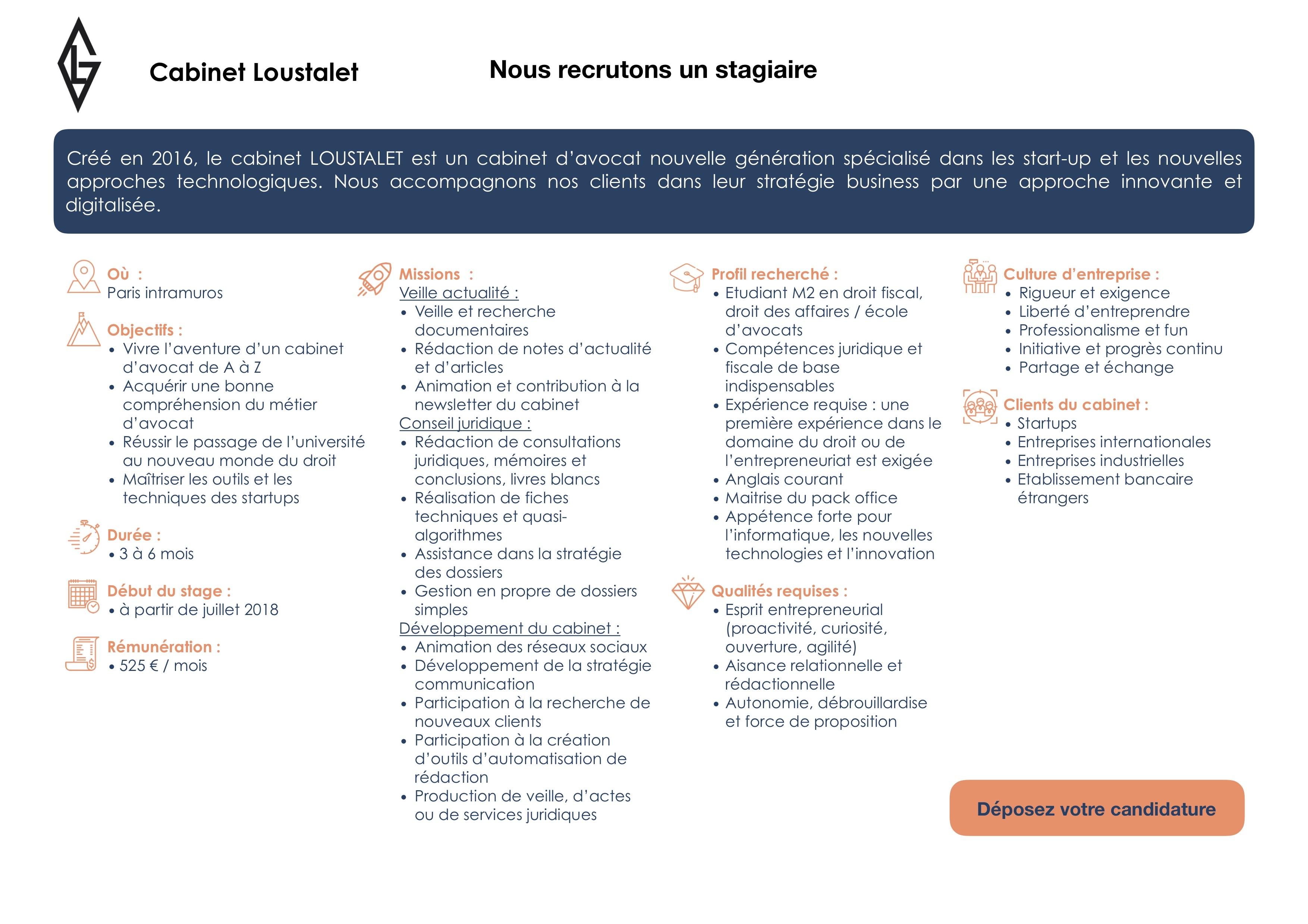 Cabinet de recrutement stage - Cabinet de recrutement alternance ...